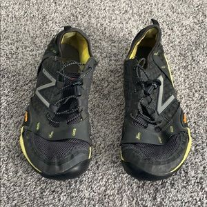 New Balance Minimums Trail 10 sneakers w lock lace